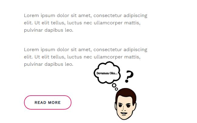 """WordPress Tema'da """"Read More"""" Yazısını Değiştirmek"""